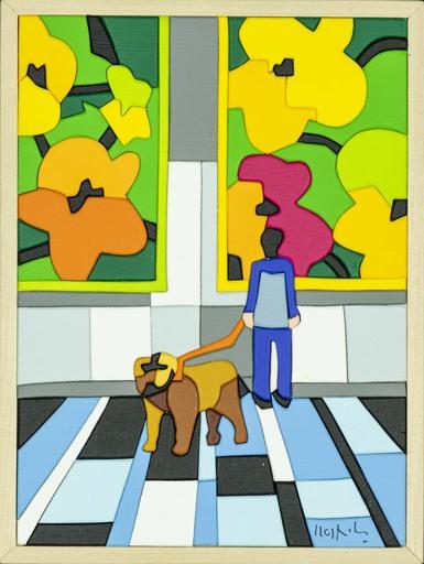 Ugo NESPOLO - Gemälde - Quasi gioia