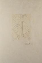 Salvador DALI - Estampe-Multiple - Shakespeare II Henry VII