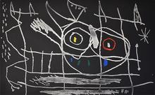 胡安·米罗 - 版画 - Couple of Birds III | Couple d'Oiseaux III