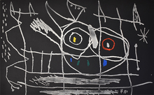 Joan MIRO - Print-Multiple - Couple of Birds III | Couple d'Oiseaux III