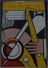 Roy LICHTENSTEIN - Print-Multiple - Aspen Jazz Festival