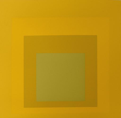Josef ALBERS - Druckgrafik-Multiple - I-S h