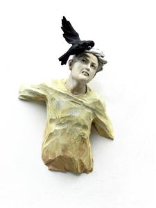 Leo FERDINANDO DEMETZ - Skulptur Volumen - Presage