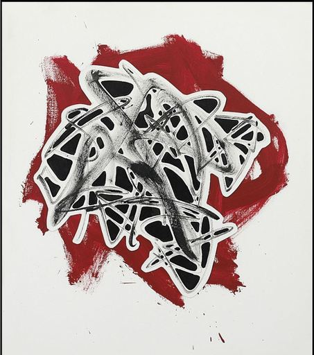 Giovanni ASDRUBALI - Painting - Tritatronico