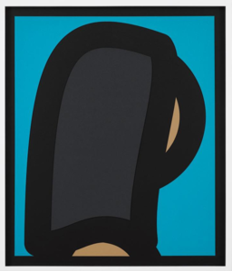 Julian OPIE - Estampe-Multiple - Paper head 2