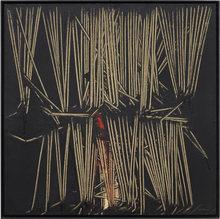 Emilio SCANAVINO (1922-1986) - Tramatura