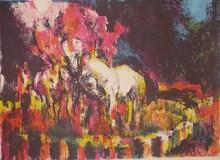 Nicola SIMBARI - Print-Multiple - *Les Chevaux de Cirque