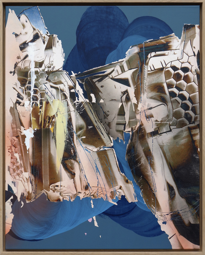 SATONE - 绘画 -  Acryllage 0821