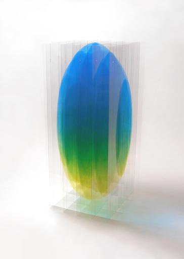 Go SEGAWA - Escultura - Oval III
