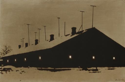 Rinat VOLIGAMSI - Painting - Antennas