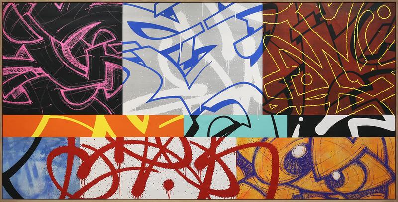 MIST - Gemälde -  Battle Shift