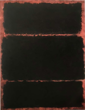Mark ROTHKO - Painting - Untitled