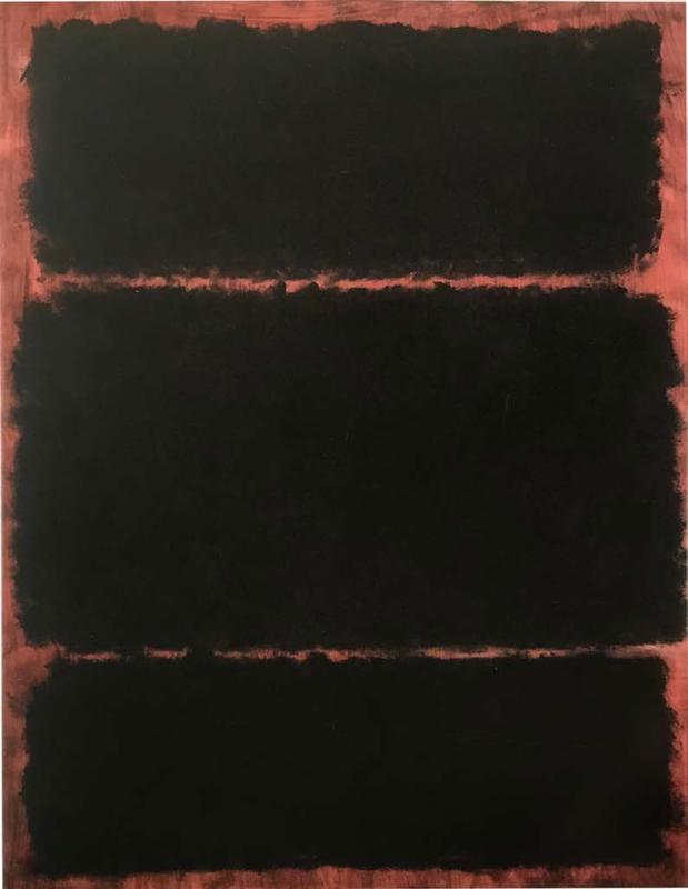 Mark ROTHKO - Peinture - Untitled