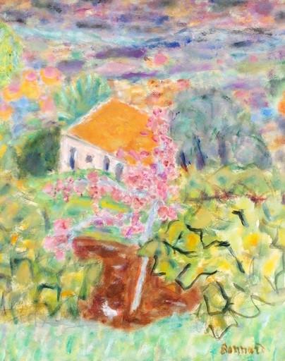 皮埃尔•勃纳尔 - 绘画 - Maison du peintre au Cannet