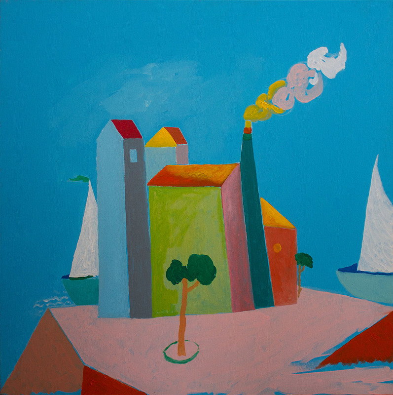 Nicola Maria MARTINO - Painting - Dolce attesa
