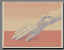 雷尼•马格里特 - 版画 - Les Bijoux Indiscrets