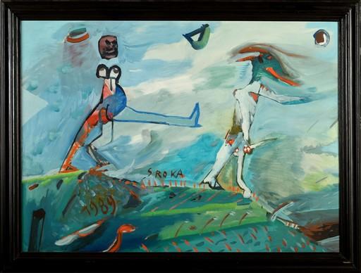 Jacek SROKA - Gemälde - No Title
