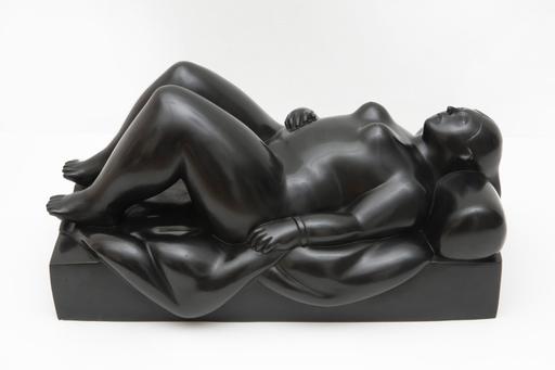 Fernando BOTERO - Sculpture-Volume - Woman on a Bed