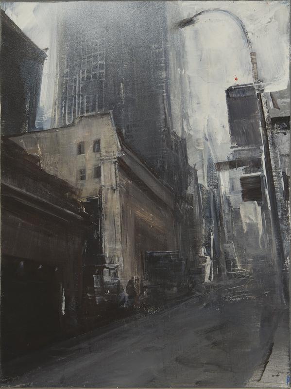 Alexey ALPATOV - Gemälde - New York