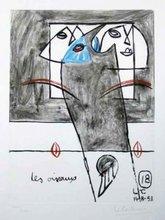 柯布西耶 - 版画 - Unité XV