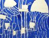 Mimmo PALADINO - Pintura - Fuga in Egitto