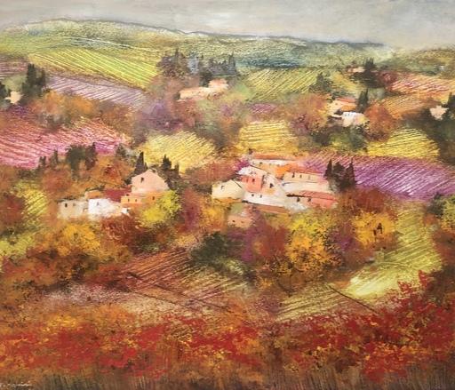 Luciano PASQUINI - Pittura - SETTEMBRE