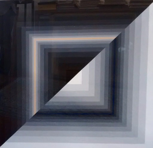 Horacio GARCÍA ROSSI - Peinture - Untitled