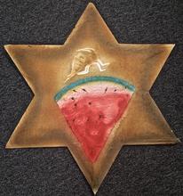 Francisco TOLEDO - Peinture - Watermelon star kite
