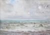 Georges ROUSSIN - Zeichnung Aquarell - Dieppe