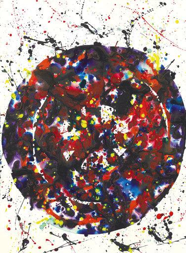 Sam FRANCIS - Painting - SAM FRANCIS