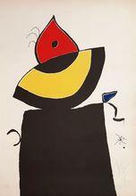 Joan MIRO - Print-Multiple - Quatre colors