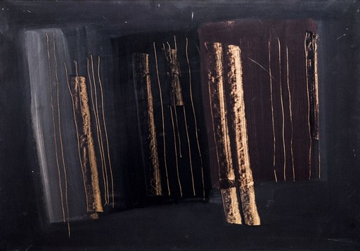 Agostino FERRARI - Painting - Senza titolo
