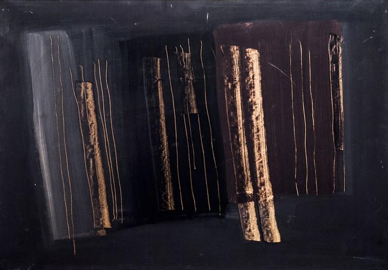 Agostino FERRARI - Gemälde - Senza titolo