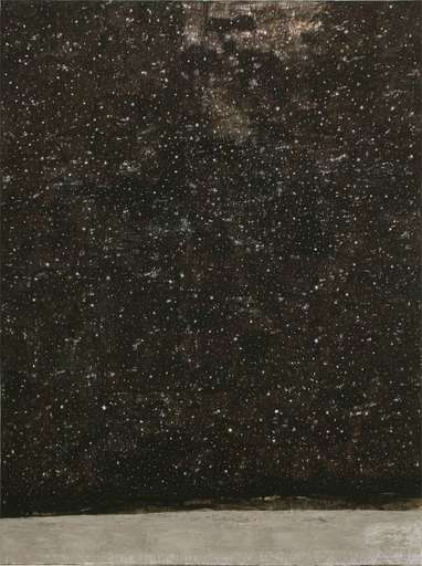 Natale ADDAMIANO - 绘画 - Notte stellata