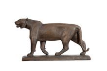 Gerhard MARCKS - Escultura - Schreitender Tiger