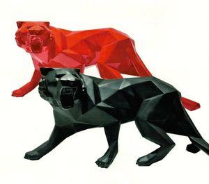 tigre richard orlinski vente en ligne art artprice. Black Bedroom Furniture Sets. Home Design Ideas