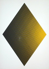 Getulio ALVIANI - Estampe-Multiple - Untitled