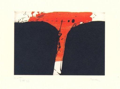Alfons BORRELL PALAZON - Grabado - Records de paisatge-3