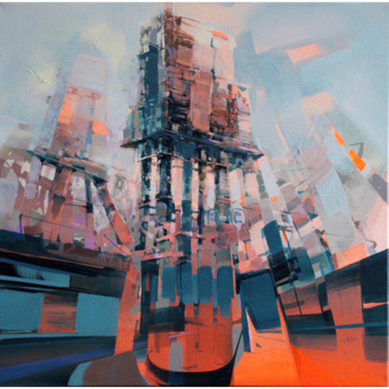 Robert PROCH - 绘画 - Altar