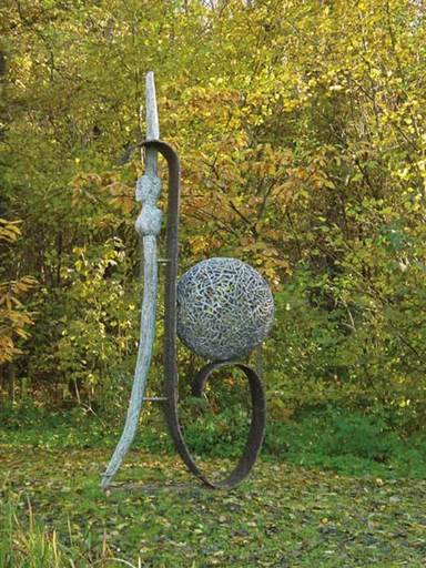 Luc DE BLOK - Sculpture-Volume - Nests & Chysalises