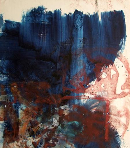 Antonio SAMMARTANO - Pittura - OMEGA 3