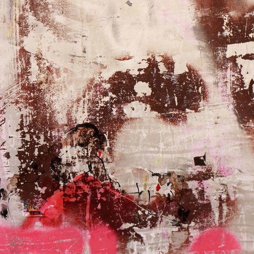 Aurélie LAFOURCADE - Peinture - FRAMBOISE CHOCOLAT