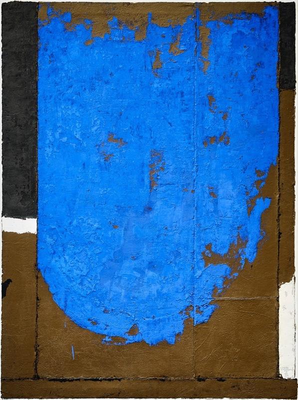 Luca SERRA - Painting - Anil