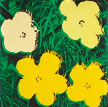 安迪·沃霍尔 - 版画 - Flowers (II.72)
