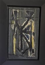 Léon ZACK - Painting - Composition