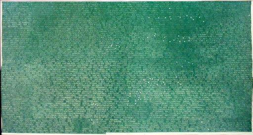 Alighiero BOETTI - Print-Multiple - I 1000 fiumi più lunghi del Mondo