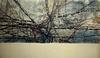 Juan VILACASAS - Painting - Sin titulo. Planimetria. Paris