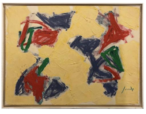 Georges FERRATO - Gemälde - ST03