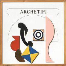 Lucio DEL PEZZO - Sculpture-Volume - Archetipi