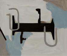 Michael CUSACK - Pintura - The shape of things